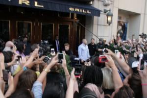 Oprah and Justin Bieber Taken by @MsJaneThang
