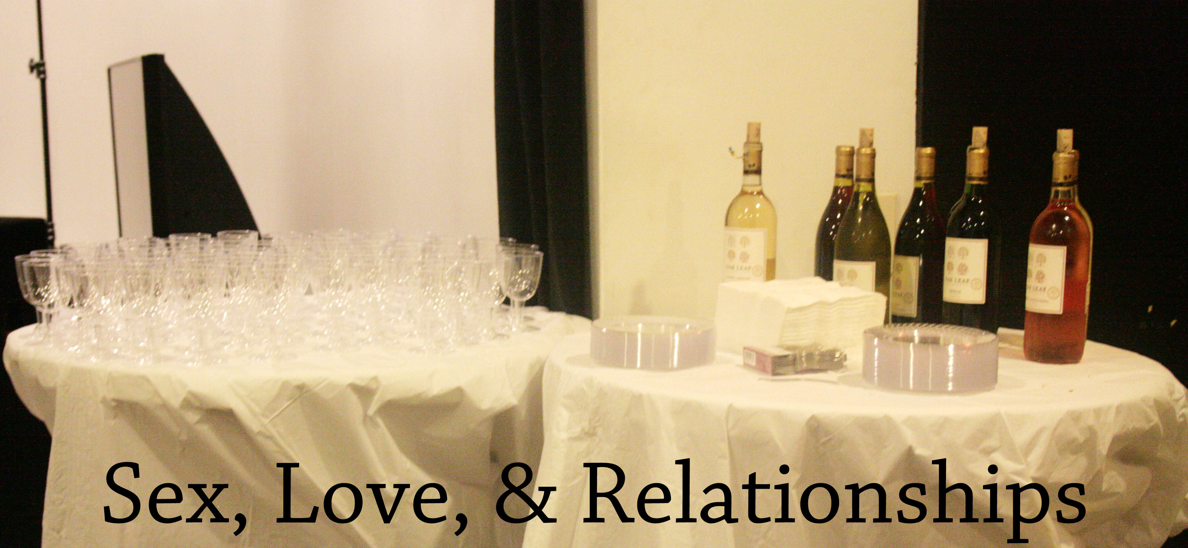 Sex, Love & Relationships Event