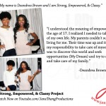 #SECProject: The Strong, Empowered, & Classy Project
