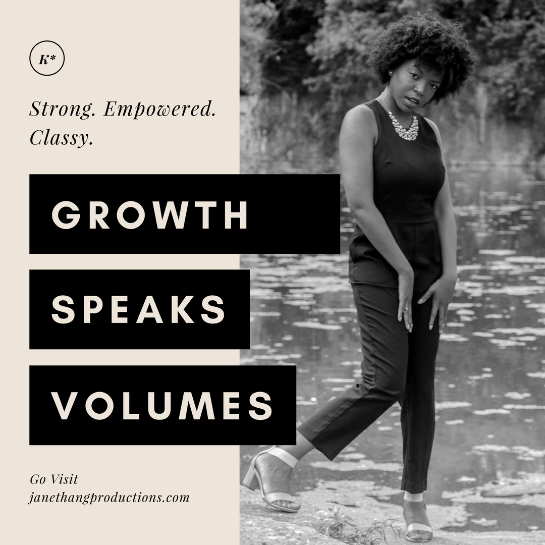 Growth Speaks Volumes